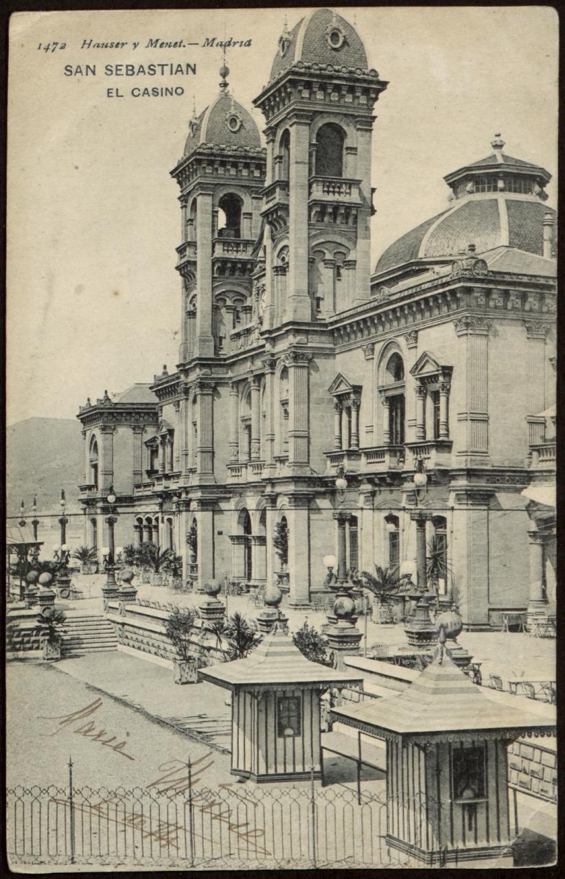 San Sebastián. El Casino