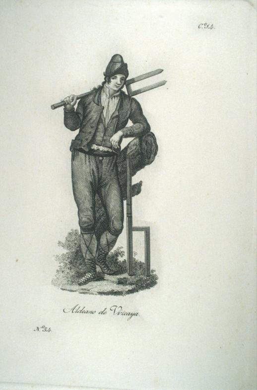 """""""Aldeano de Vizcaya"""""""