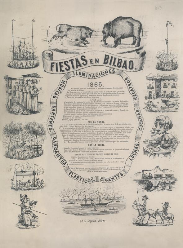 """""""Fiestas en Bilbao"""""""