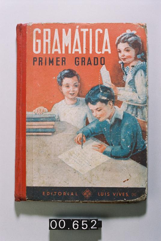 """""""Gramática. Primer Grado"""""""