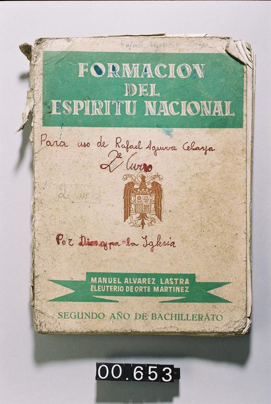 """""""Formación del Espíritu Nacional"""""""