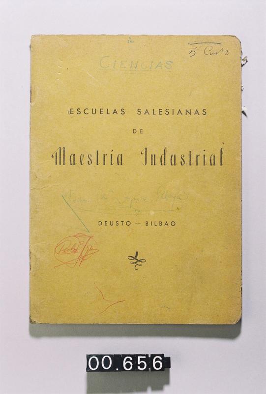 """""""Escuelas Salesianas de Maestría Industrial"""""""