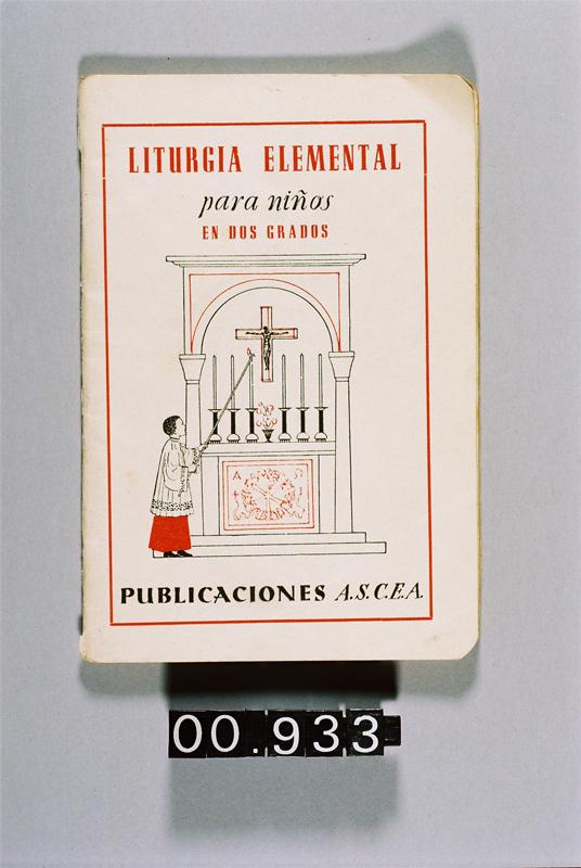 """Liturgia elemental para niños"""
