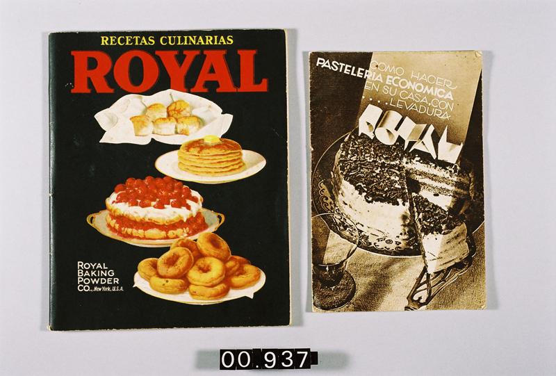 Recetarios Royal