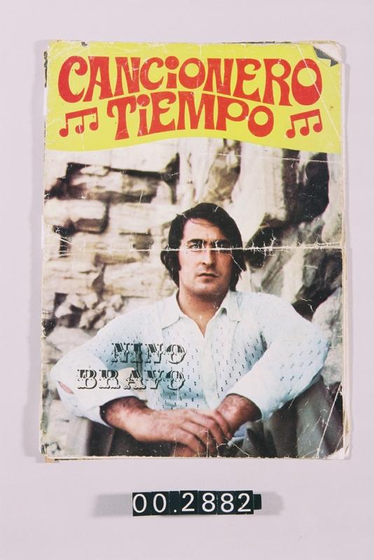 """""""Cancionero Tiempo. Nino Bravo"""""""