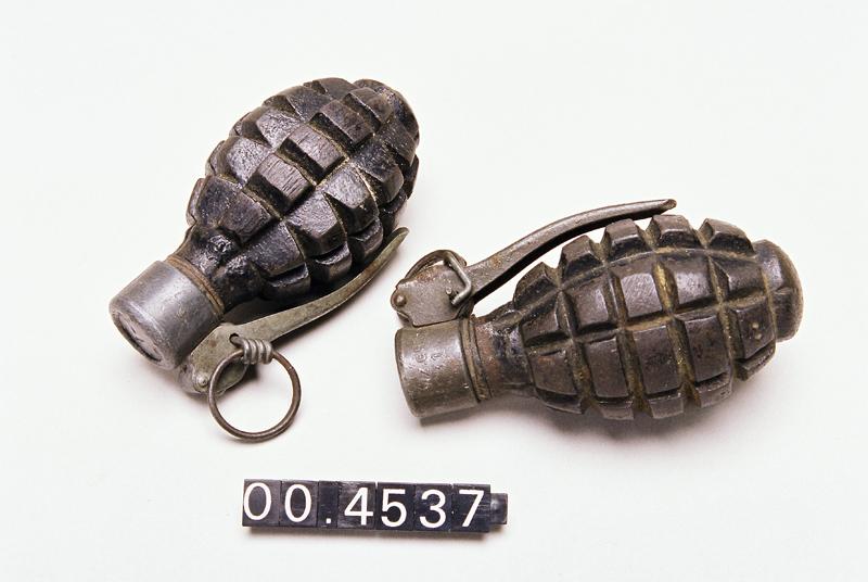 Bombas de mano modelo M31