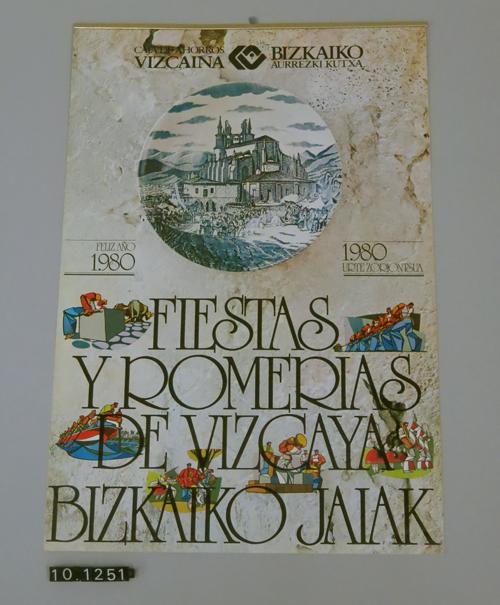 """""""Fiestas y Romerias de Vizcaya - Bizkaiko Jaiak"""""""