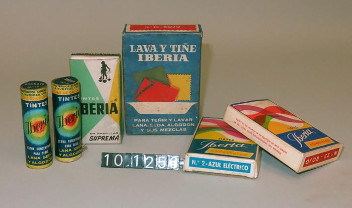 """Tintes Iberia"""