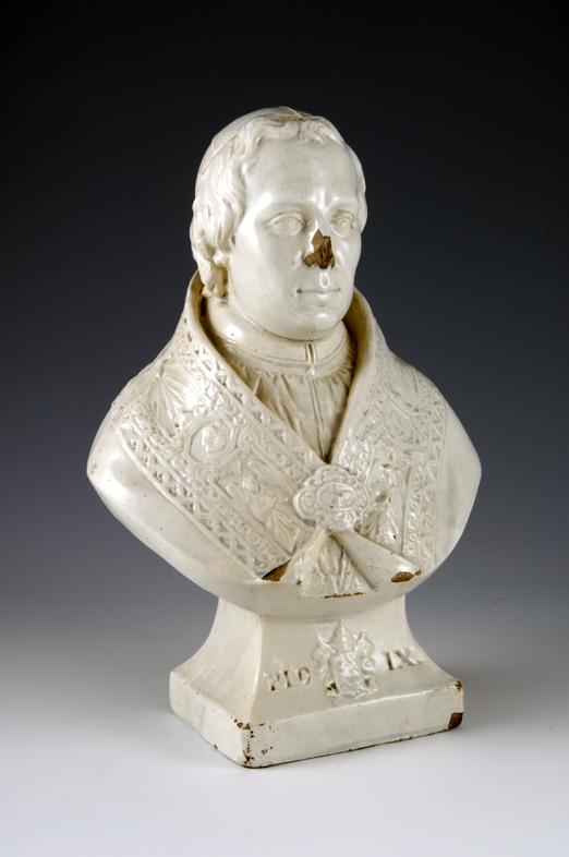Busto de Pío IX