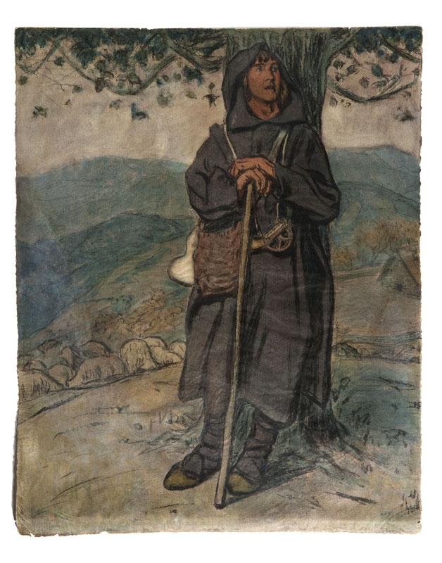 Pastor del Gorbea