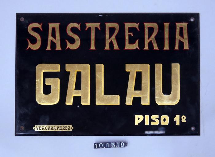 """Sastrería Galau"""