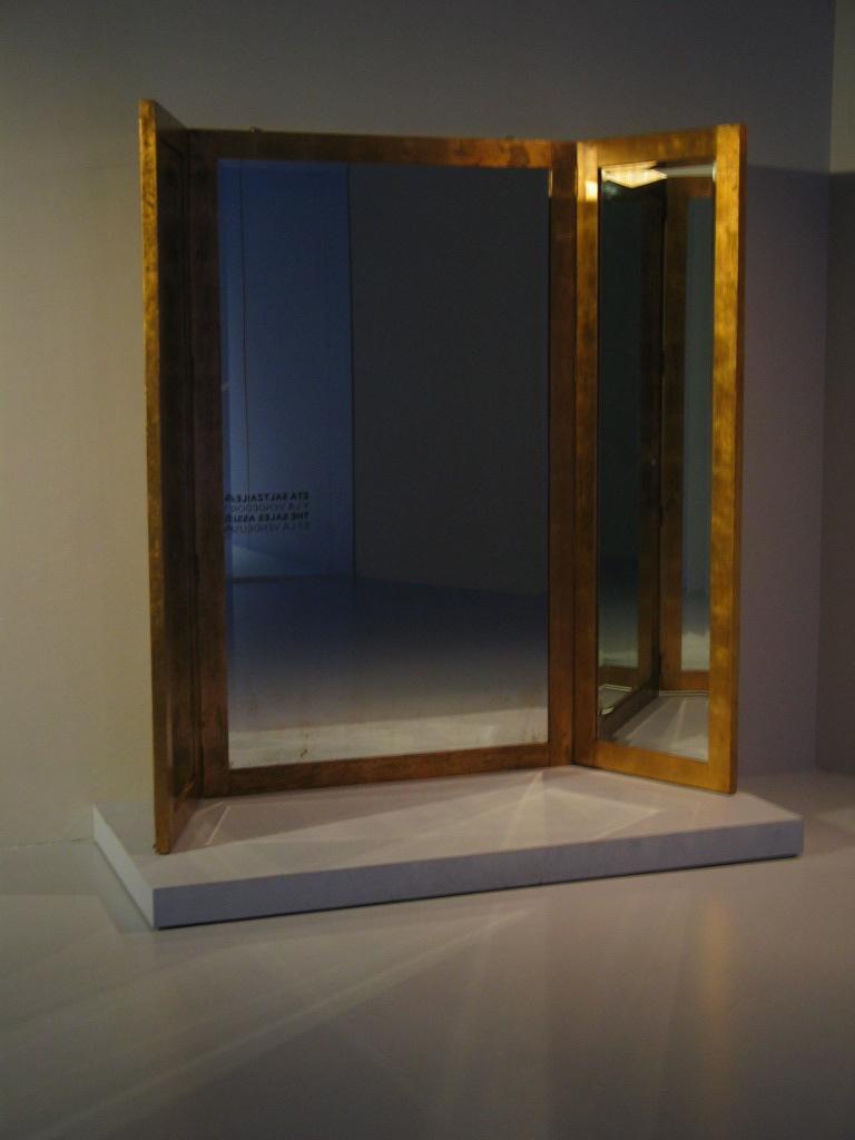 Probador- espejo para cabina