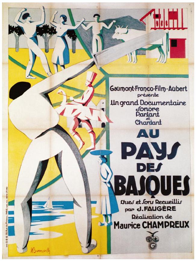 """""""Au Pays des Basques"""""""