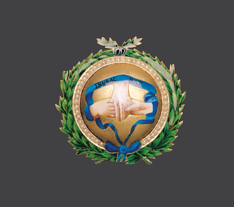 Medalla de la Real Sociedad Bascongada de Amigos del Pais