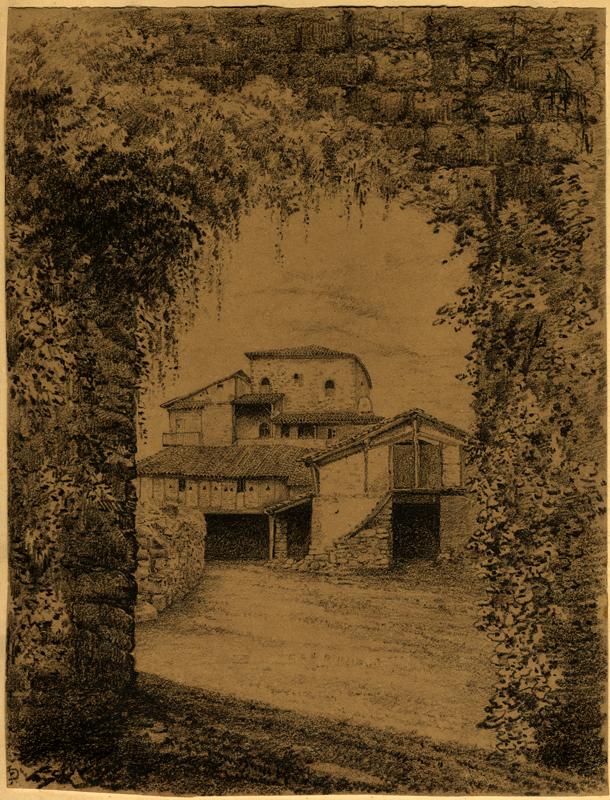 """""""Ruinas del Castillo de Butron"""""""