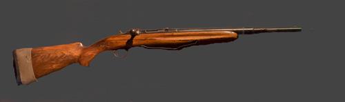 Fusil lanzacabos Jarmann M28