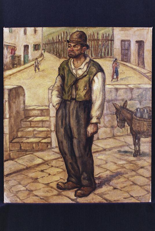 Retrato de Julián el Tuerto