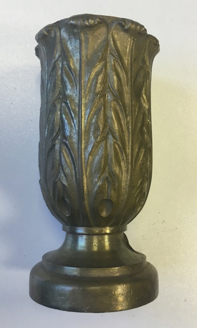 Segmento de un soporte para lámpara
