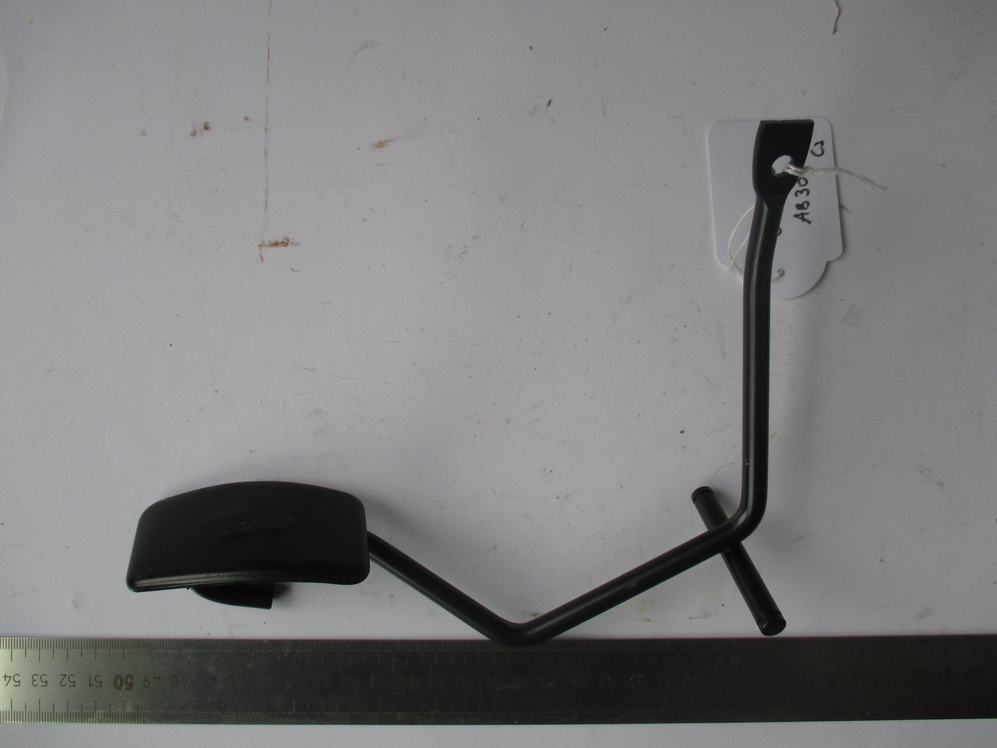 Pedal para automóvil