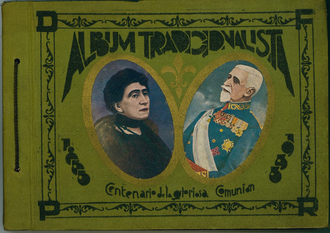 """Gran Álbum Tradicionalista. 1833-1933"""