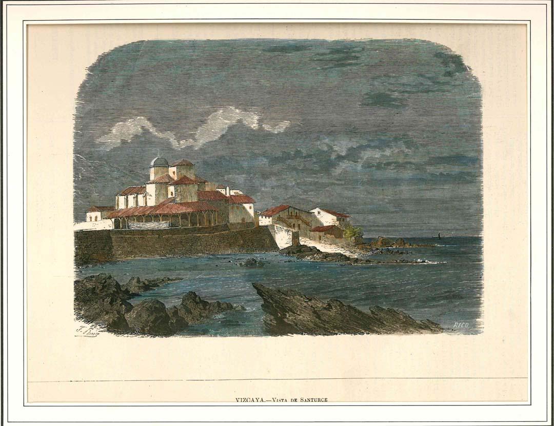 Vizcaya: Vista de Santurce