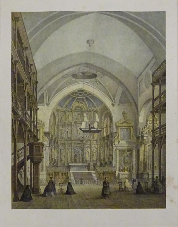 Iglesia de San Juan de Luz