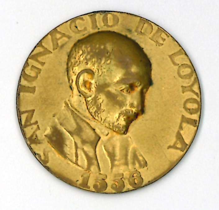 Medalla de San Ignacio de Loyola