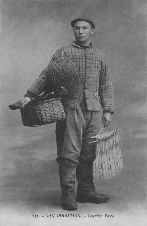 Pescador Vasco