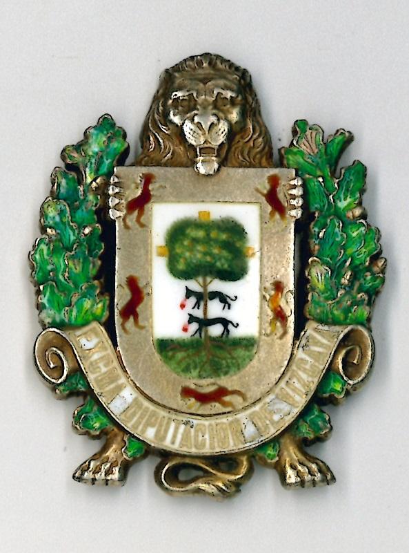 Insignia de la Diputación de Vizcaya