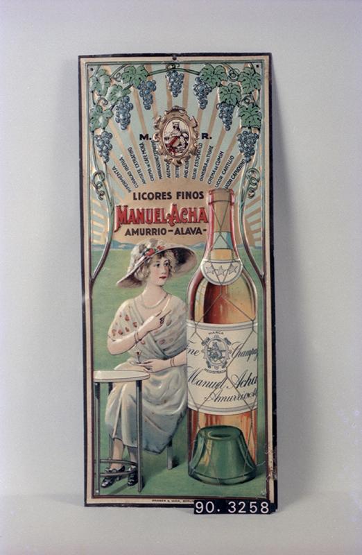 Fábrica de Licores Manuel Acha