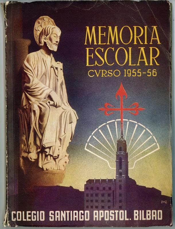 """""""Memoria Escolar del Colegio Santiago Apóstol de Bilbao"""""""