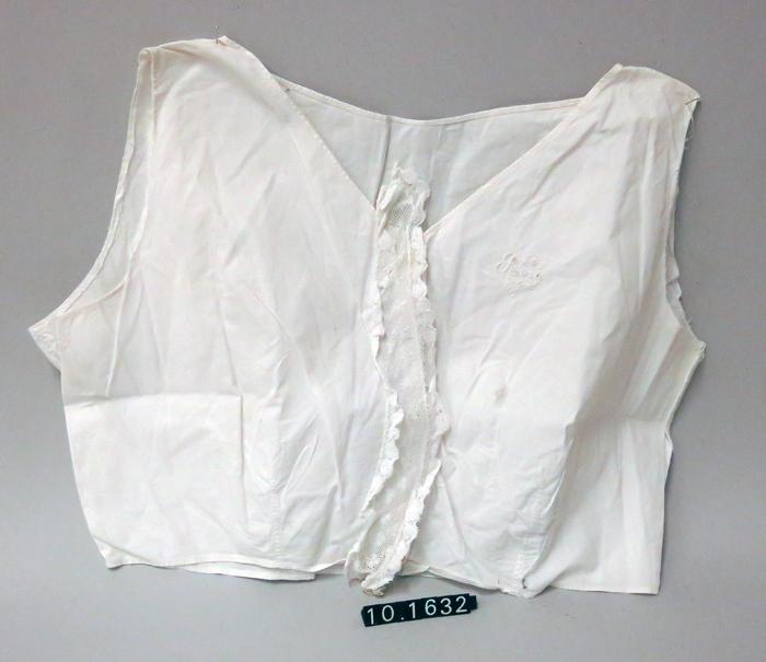 Camisa interior corta