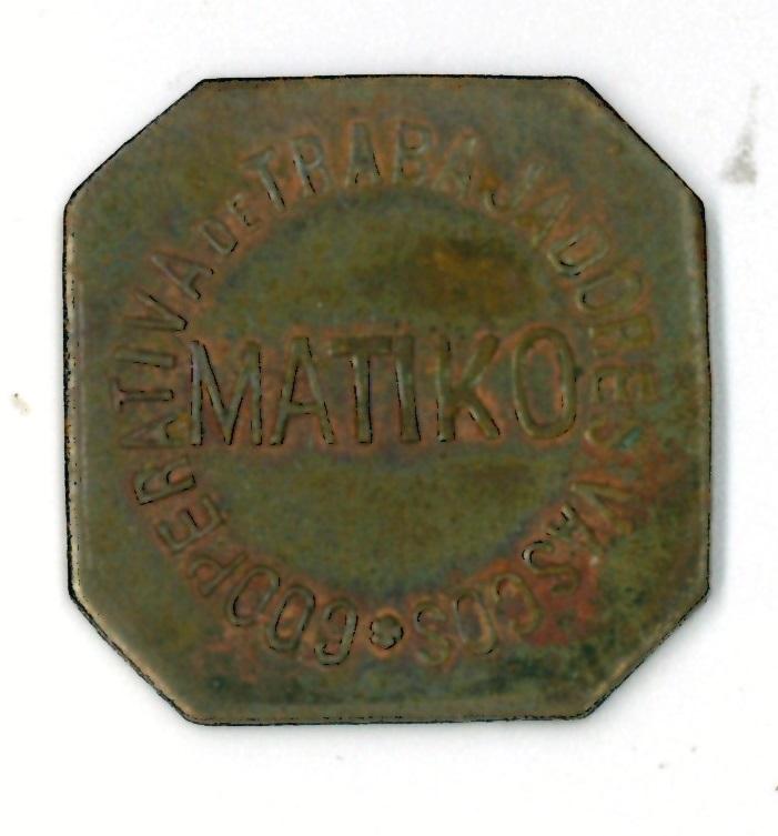 Ficha de la Cooperativa de Trabajadores Vascos de Matiko
