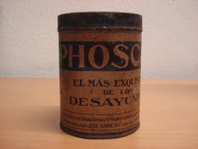 Lata de PHOSCAO