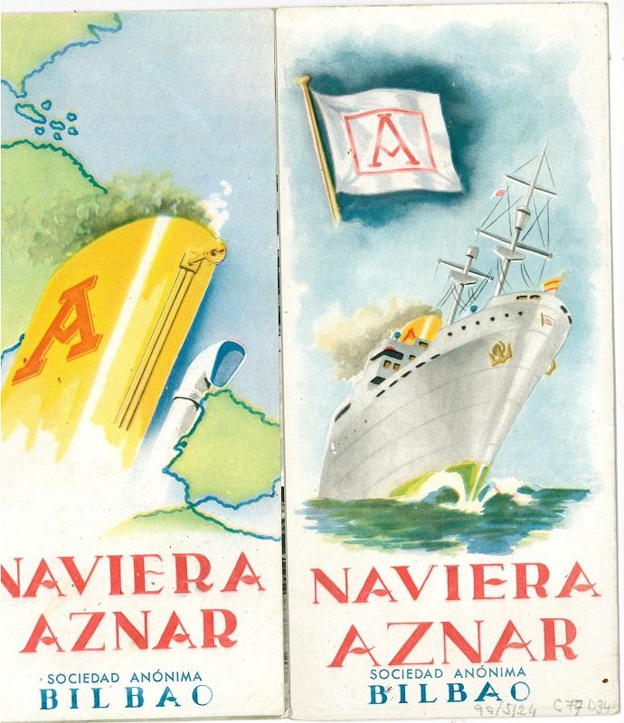 Naviera Aznar Sociedad Anónima, Bilbao