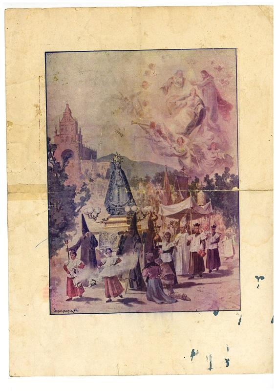 Coronación Canónica de la Virgen de Begoña