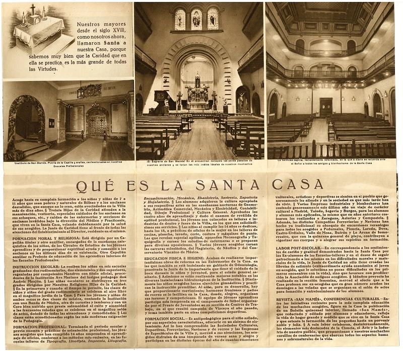 Santa y Real Casa de Misericordia de Bilbao