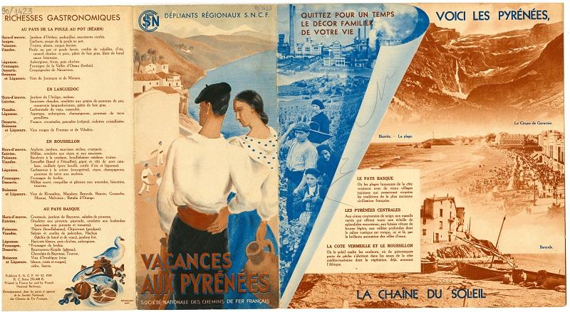 """""""Vacances aux Pyrénées"""""""
