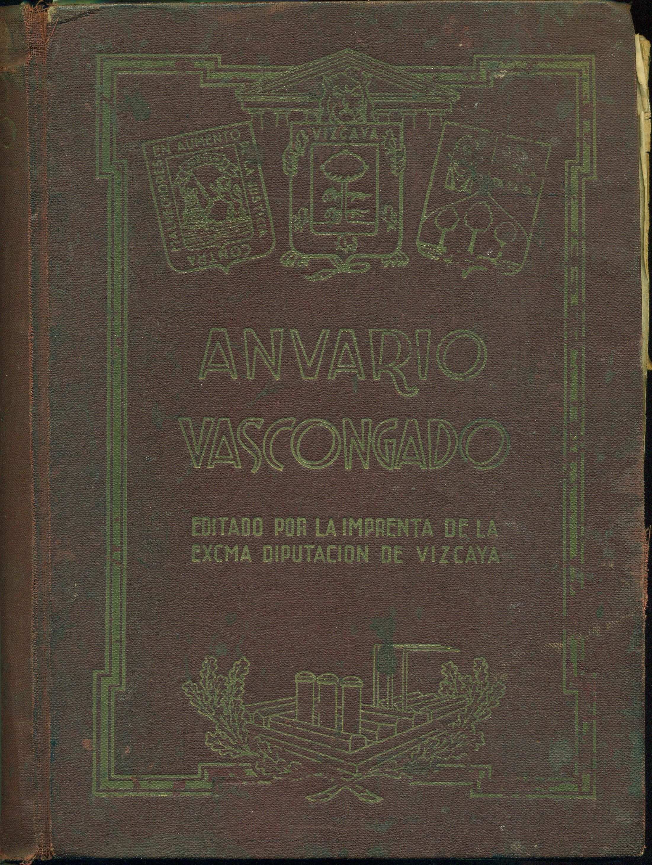Anuario Vascongado