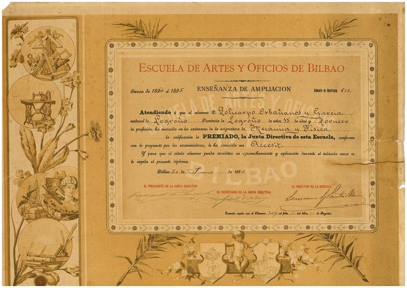 Escuela de Artes y Oficios de Bilbao