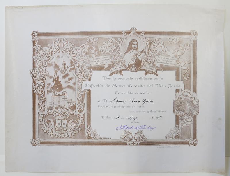 Cofradía de Santa Teresita del Niño Jesús