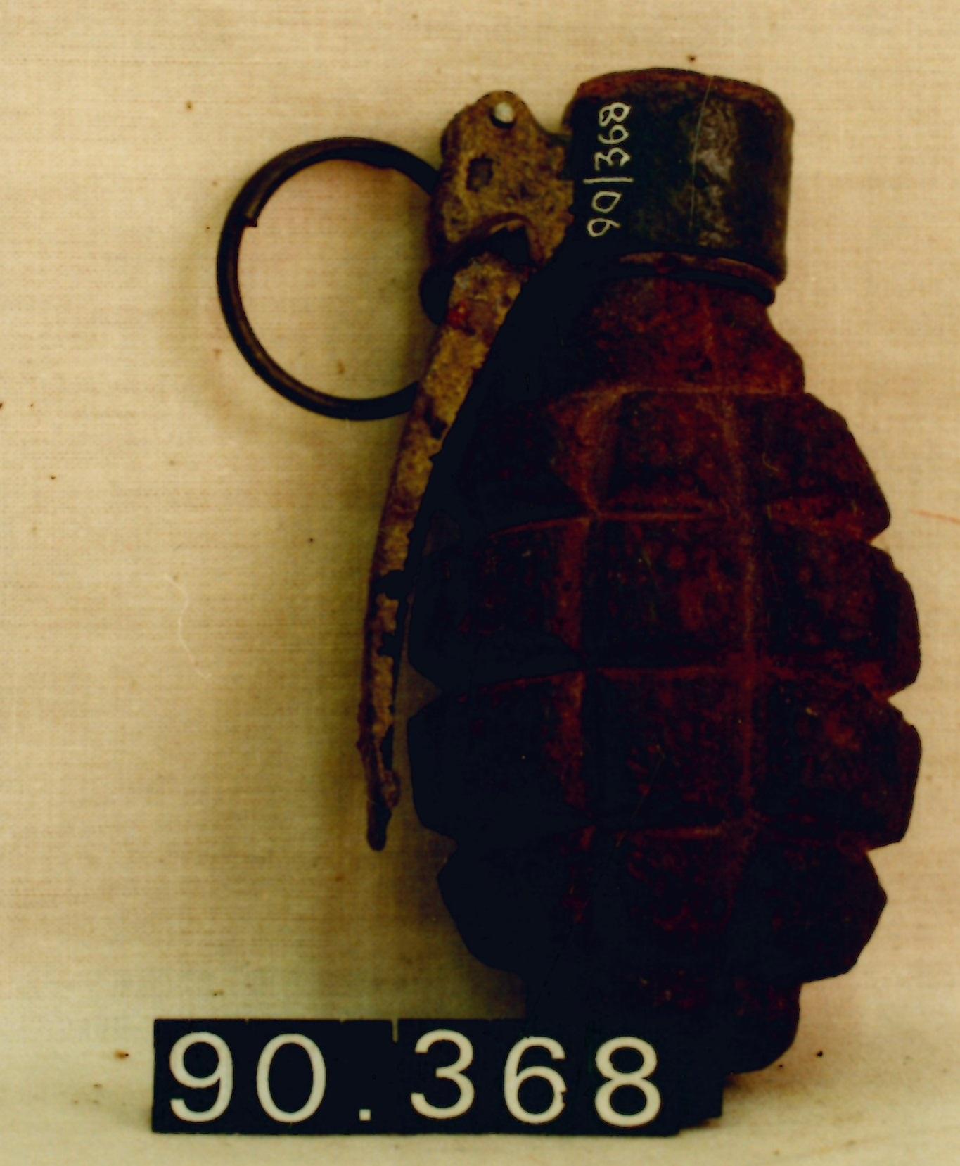 Bomba de mano modelo M31