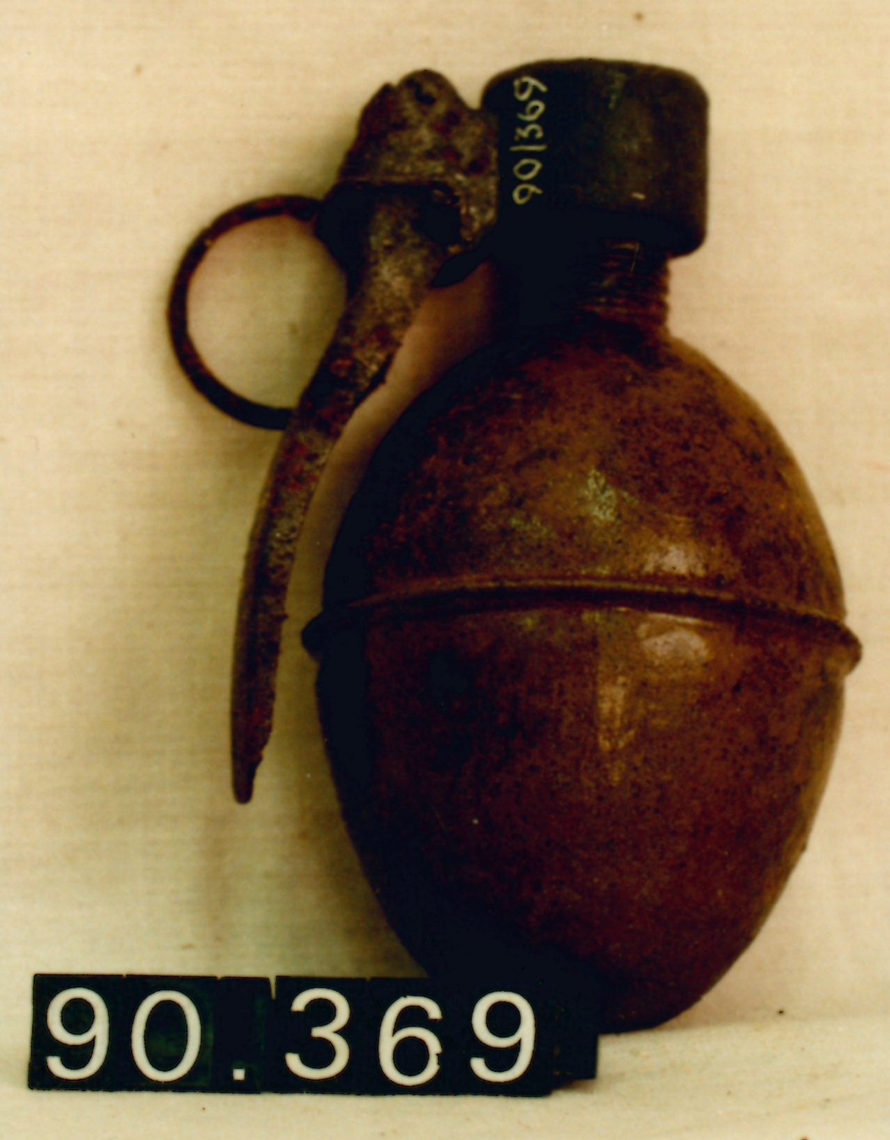 Bomba de mano modelo B1