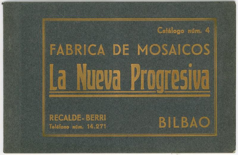 Fábrica de Mosaicos La Nueva Progresiva