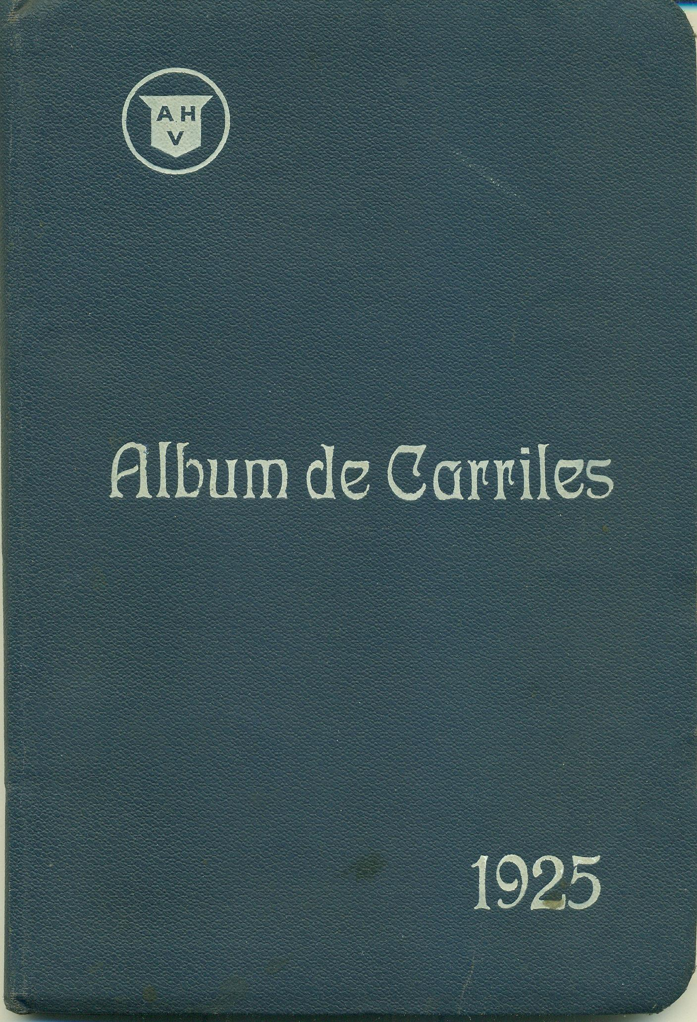 Album de carriles