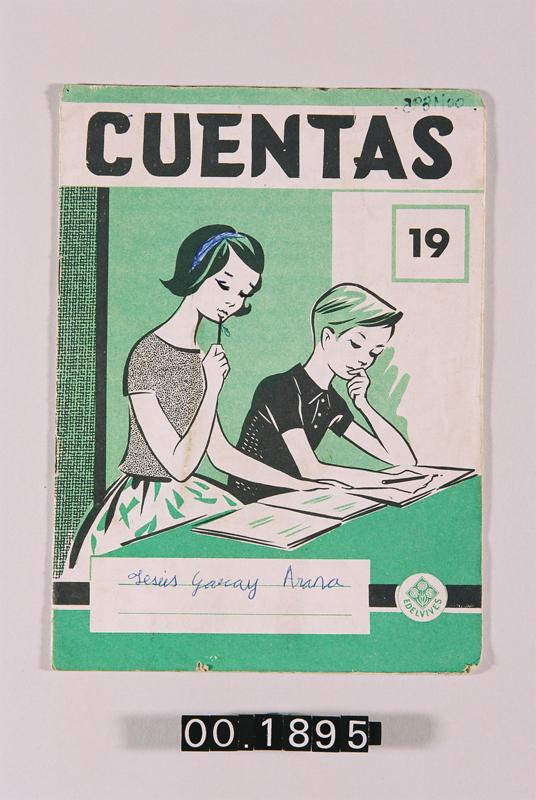 """""""Cuentas. 19"""""""