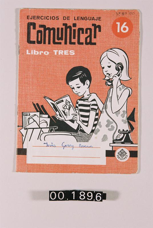 """""""Ejercicios de Lenguaje. Comunicar. 16. Libro Tres"""""""