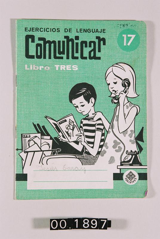 """""""Ejercicios de Lenguaje. Comunicar. 17. Libro Tres"""""""