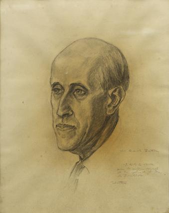 Retrato de Ricardo Bastida y Bilbao