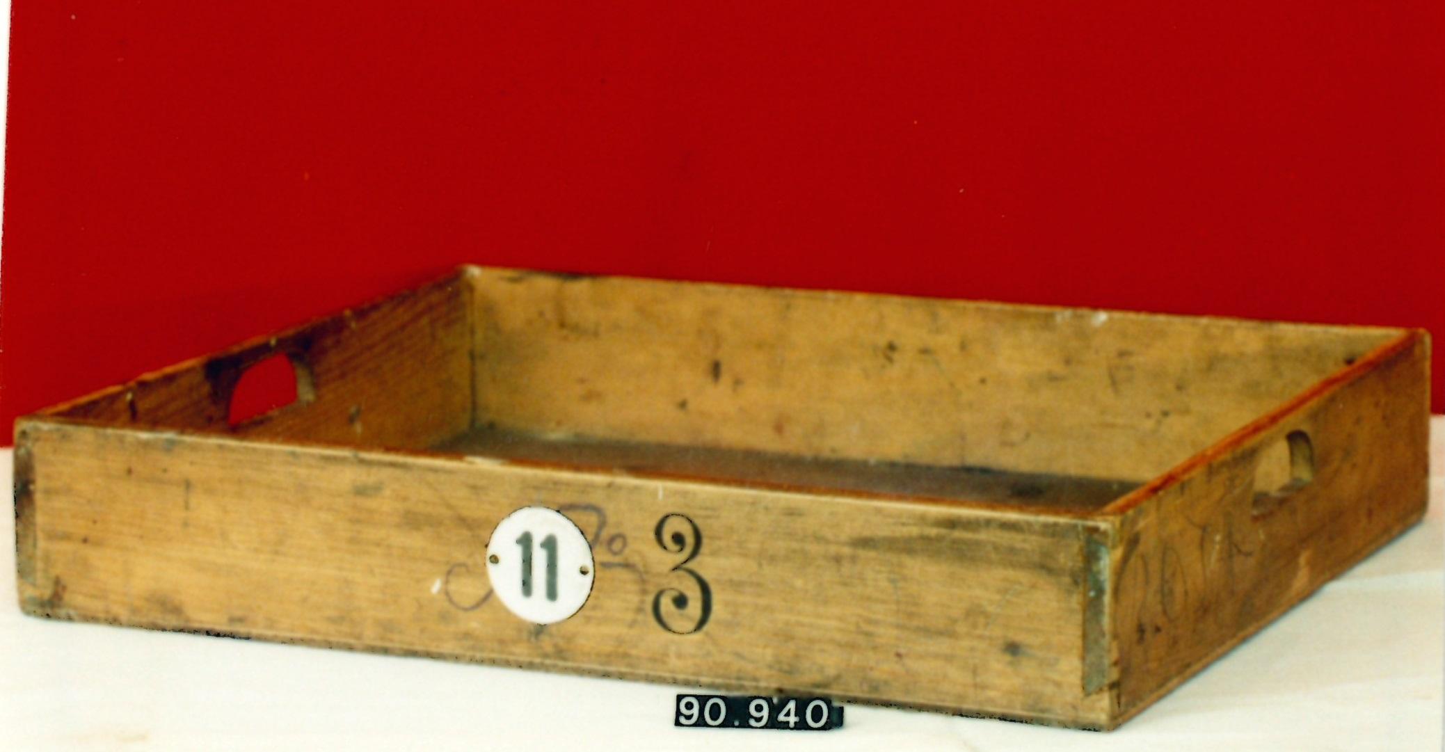 Bandeja de escritorio